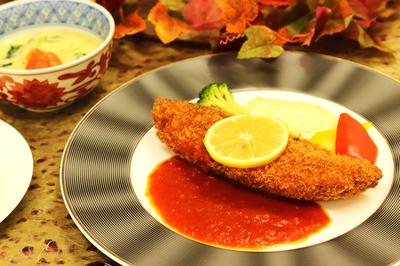 秋の洋食ディナー①.jpg