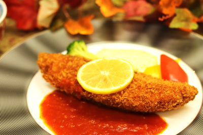 秋の洋食ディナー②.jpg